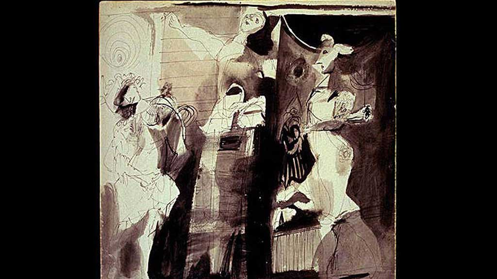 Picasso's Parsifal