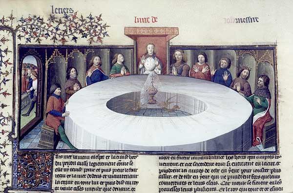 Arthur Round Table