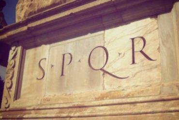 SPQR Rome
