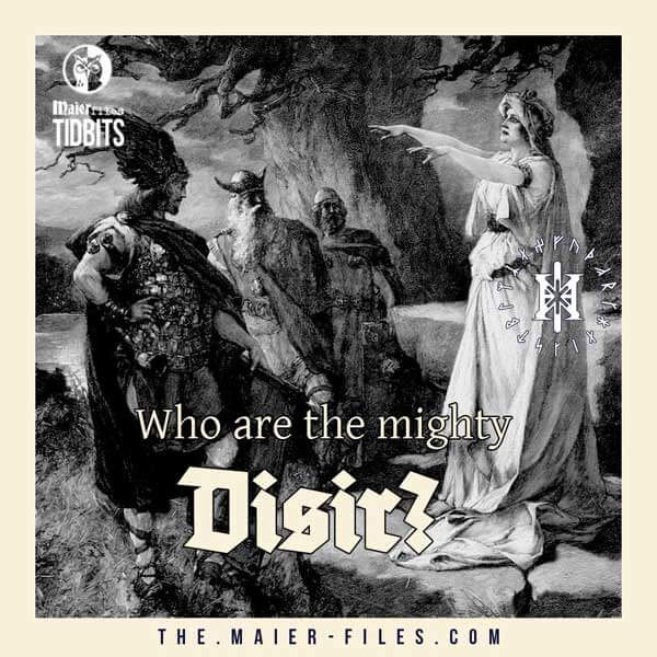 the mighty Disir