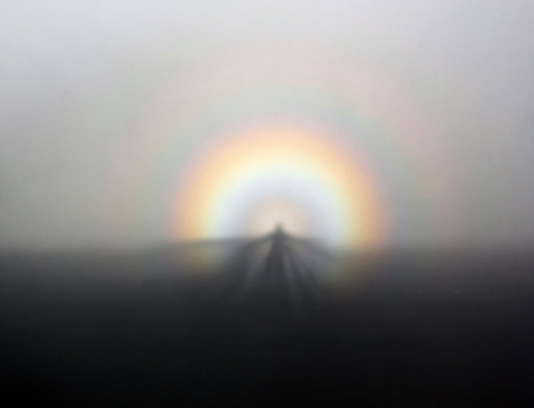 The mysterious Brocken phenomenon