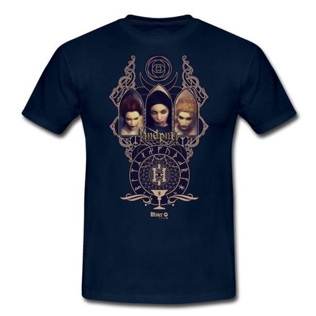 Maier files Disir T-shirt
