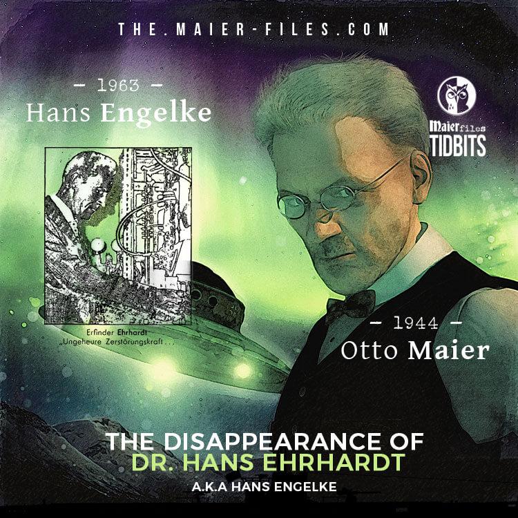 Hans Ehrardt - Otto Maier