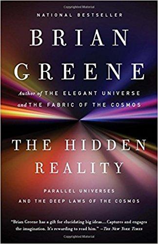 Hidden Reality book