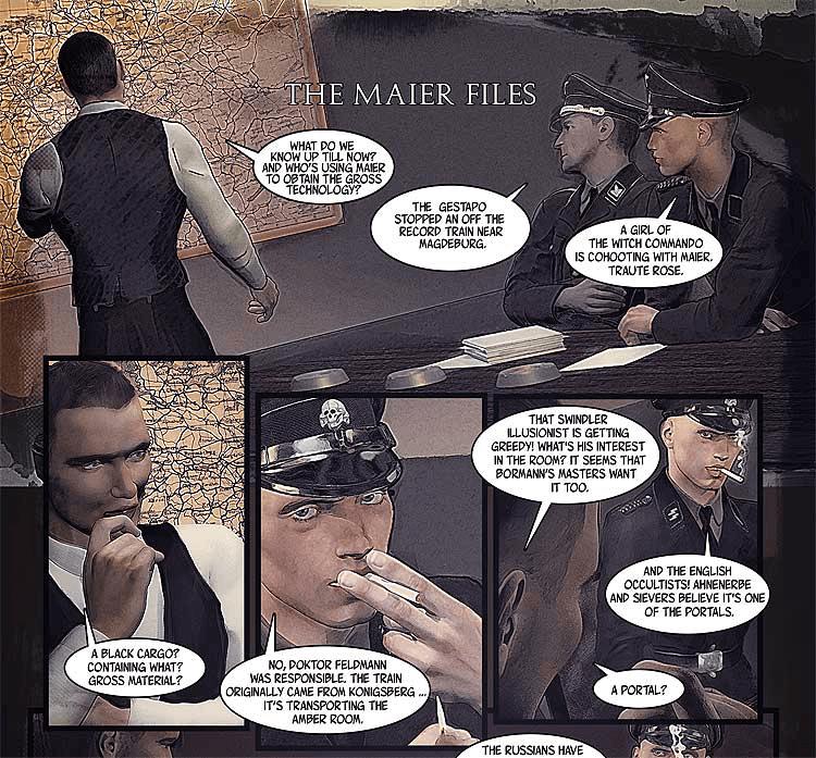 Maier files episode 4