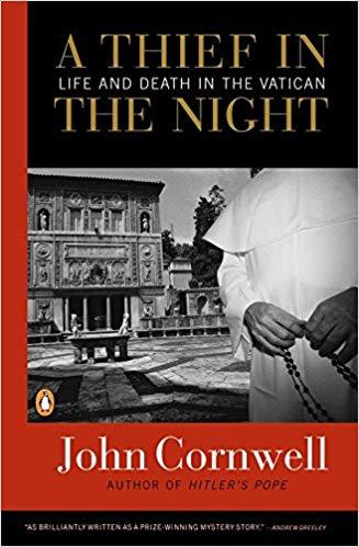 Thief in the night - book by John Cornwell