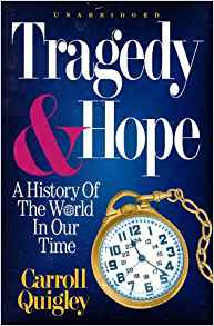 Ttragedy and hope - book Quigley