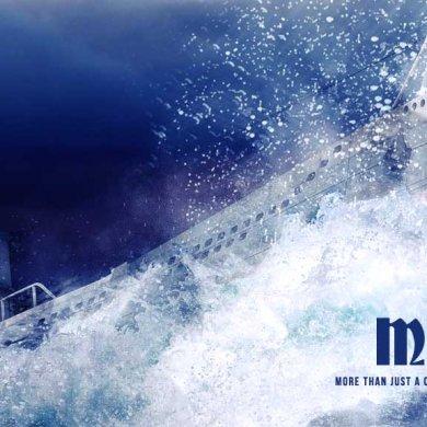 surfacing U-boat Scotland WW2