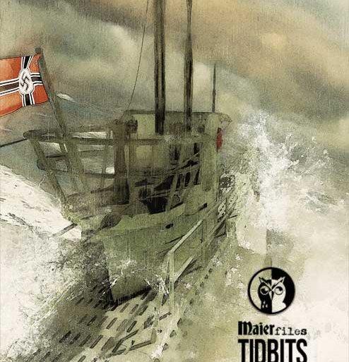 U-boat mission to Scotland