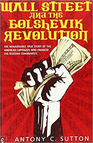 Wall Street and the Bolshevik Revolution - book
