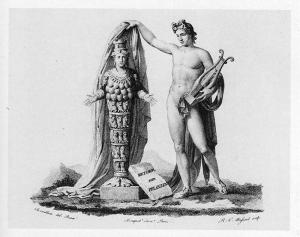 Apollo unveiling Isis