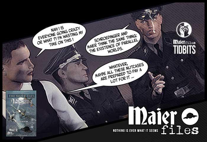 Hidden realities in Maier files