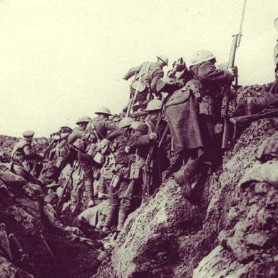 World War 1 tragedy