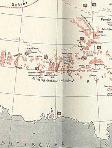 Neuschwabenland Antartica
