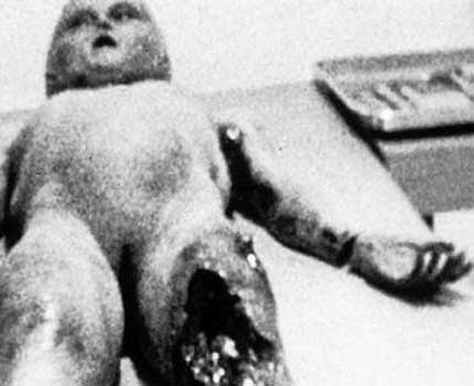 Roswell body