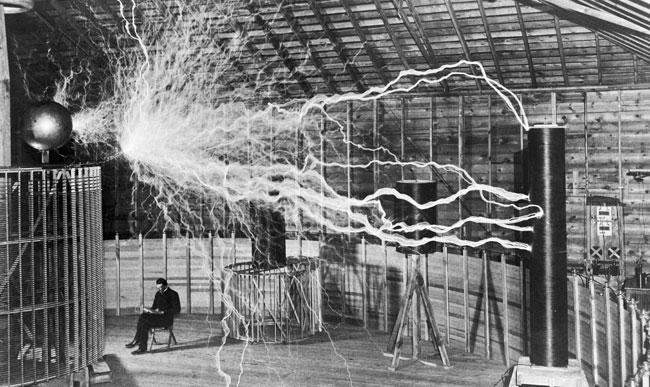 Nikola Tesla Transmitter