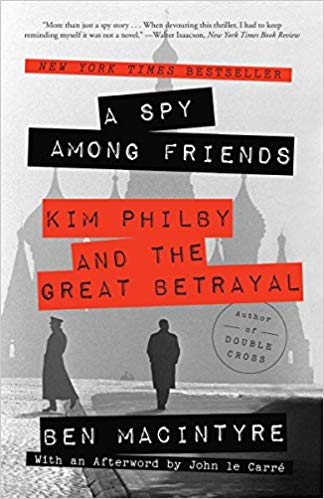 Spy among friends