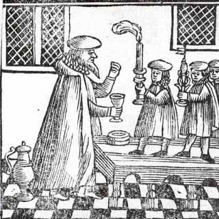 Jewish sorcerer