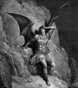 Lucifer's love agony