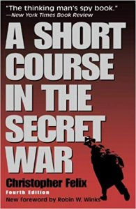 A short coure in the secret war
