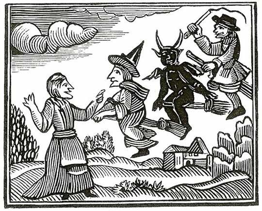 witches maleficium