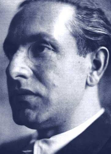 portrait Julius Evola
