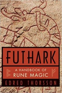 book cover Futhark Rune Magic
