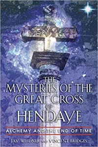 Book cover the mysteries of the great cross of Hendaye