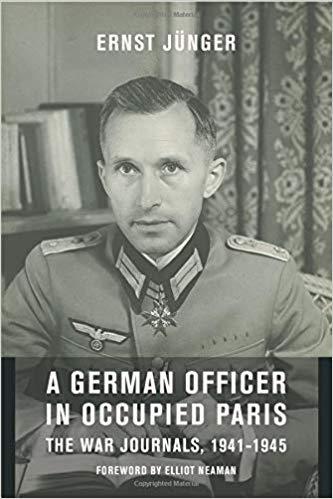book cover Ernst Junger Jounrals