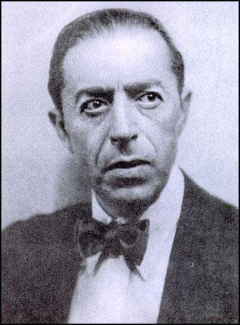 Sidney Reilly Spying Master