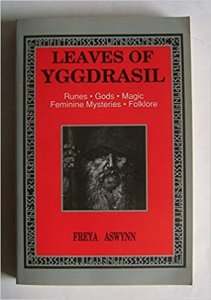 book cover leaves of yggdrasil