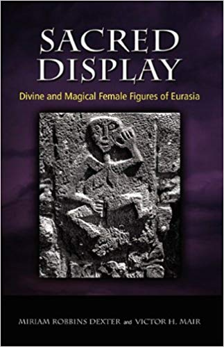 Book cover Sacred Display