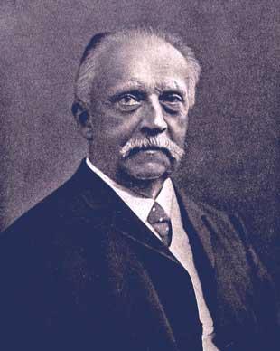 portrait Hermann von Helmholtz