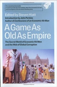 Book cover A Game As Old As Empire