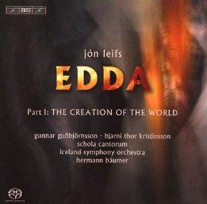EDDA Jon Leifs Audio CD
