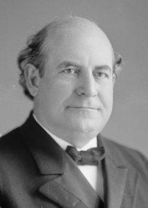 Portrait Bryan William Jennings