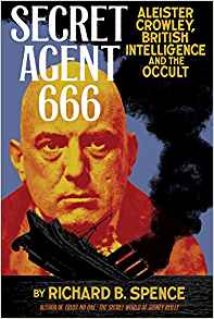 Aleister Crowley Agent 666 book cover