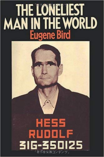 The loniest man in the world - book cover