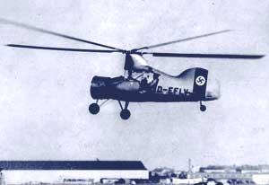 Fl gyrocopter