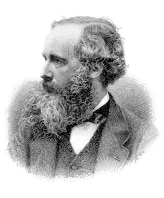 James Clerk Maxwell portrait