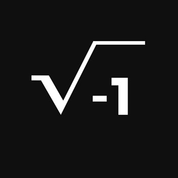 square root of −1
