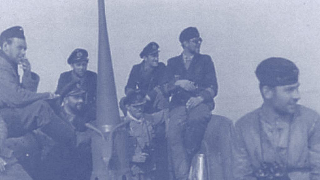 Suhren - crew picture