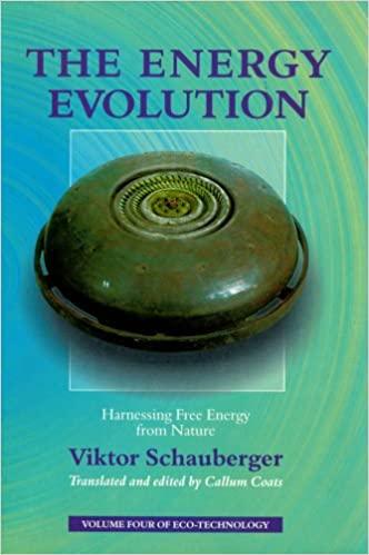 The energy evolution - Viktor Schauberger