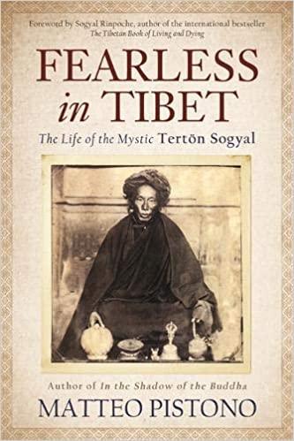 Fearless in Tibet book