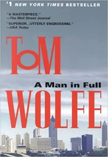 A man in Full - Tom Wolfe book