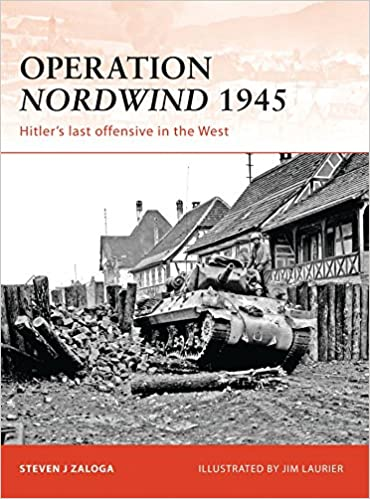 Operation Nordwind book