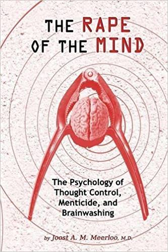 Menticide and the Rape of the mind cover