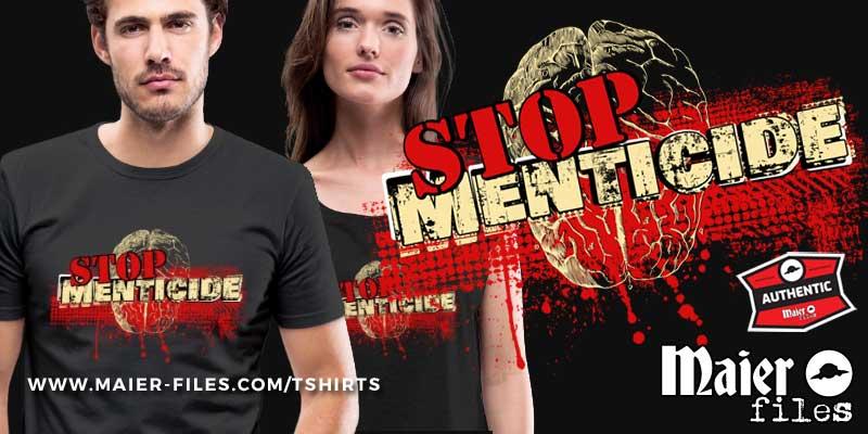 Stop Menticide T-shirt
