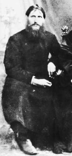 Rasputin 1910
