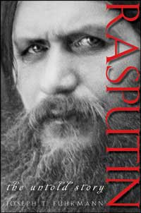 Rasputin book cover